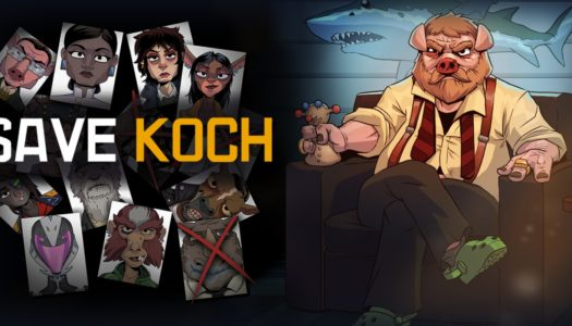 Review: Save Koch (Nintendo Switch)