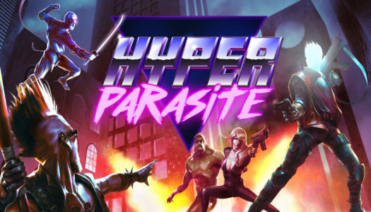 Review: HyperParasite (Nintendo Switch)