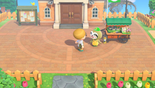 Animal Crossing: New Horizons April Update brings Leif and Redd
