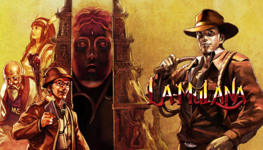 Review: LA-MULANA (Nintendo Switch)