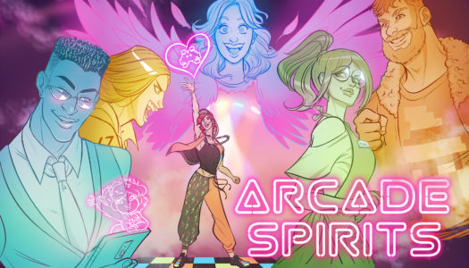 Arcade Spirits brings the love to Nintendo Switch in May