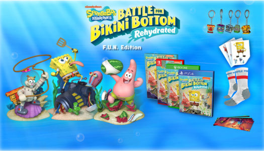 The Battle for Bikini Bottom will commence in June