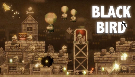 Black Bird limited physical release available for preorder