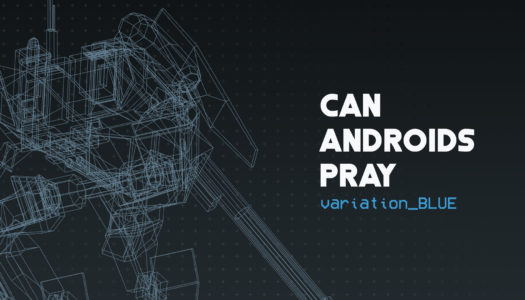 Review: Can Androids Pray:Blue (Nintendo Switch)