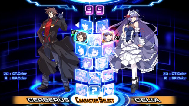 Chaos Code - New Sign of Catastrophe - Nintendo Switch - screen 5