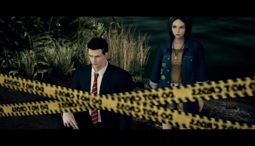 Deadly Premonition 2 feels its way to the Switch this July
