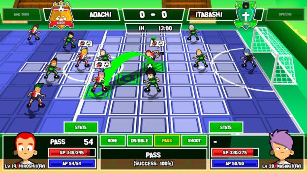 Ganbare! Super Strikers - screenshot 1