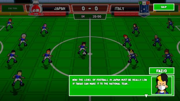 Ganbare! Super Strikers - screenshot 6
