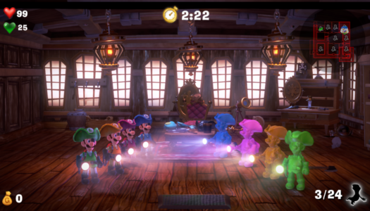 Luigi's Mansion 3 Multiplayer Pack – Part 2 is available now!