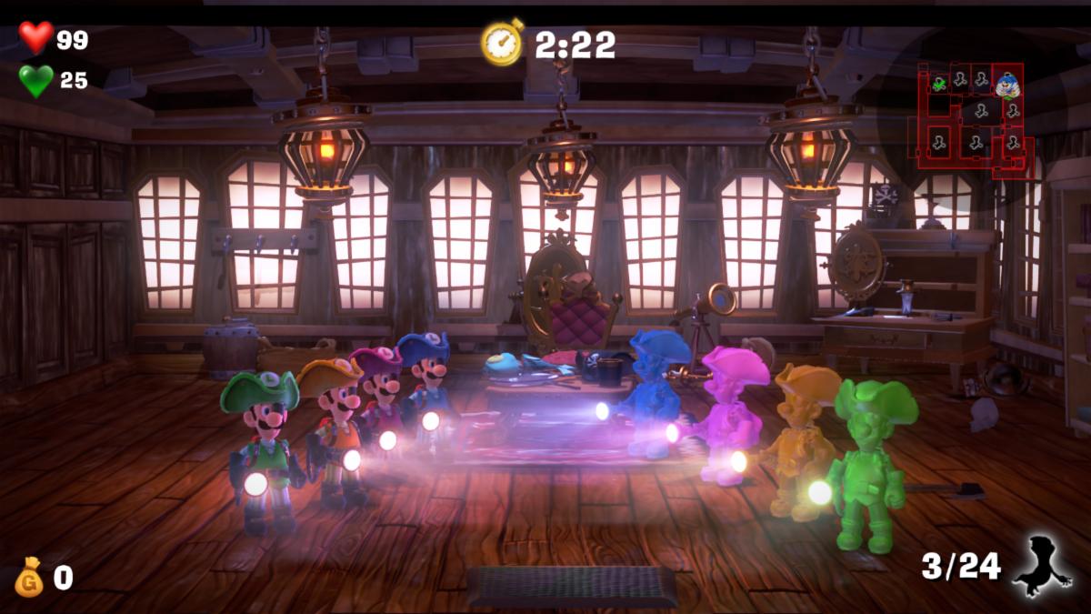 Luigi's Mansion 3 Multiplayer Pack - Part 2