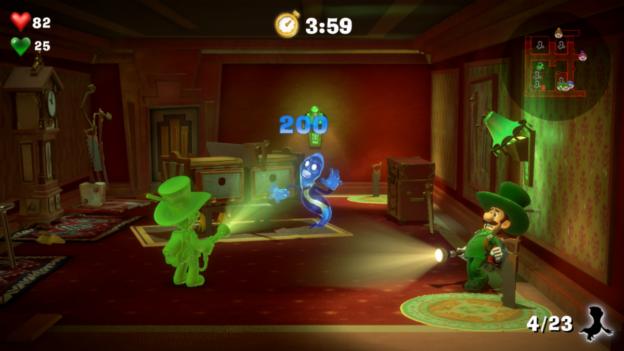 Luigi's Mansion 3 Multiplayer Pack - DLC pack 2 - screen 2