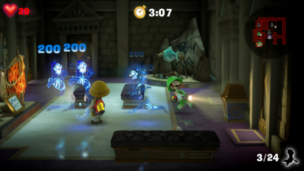 Luigi's Mansion 3 Multiplayer Pack - DLC pack 2 - screen 3