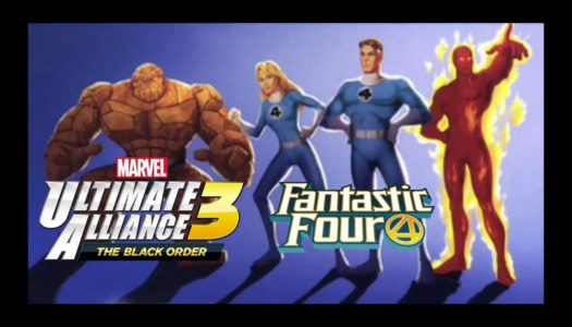 MARVEL ULTIMATE ALLIANCE 3's Fantastic Four pack joins this week's eShop roundup