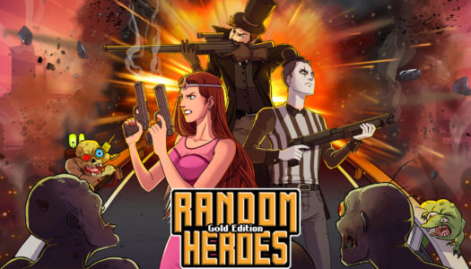 Review: Random Heroes: Gold Edition (Nintendo Switch)