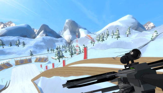 Review: Ski Sniper (Nintendo Switch)