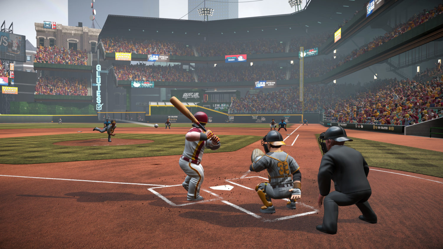 Super Mega Baseball 3 - Nintendo Switch