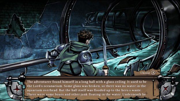 Swordbreaker The Game - screen 1