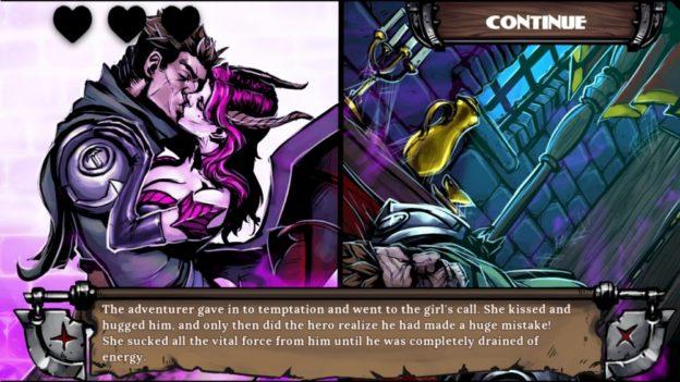 Swordbreaker The Game - screen 2