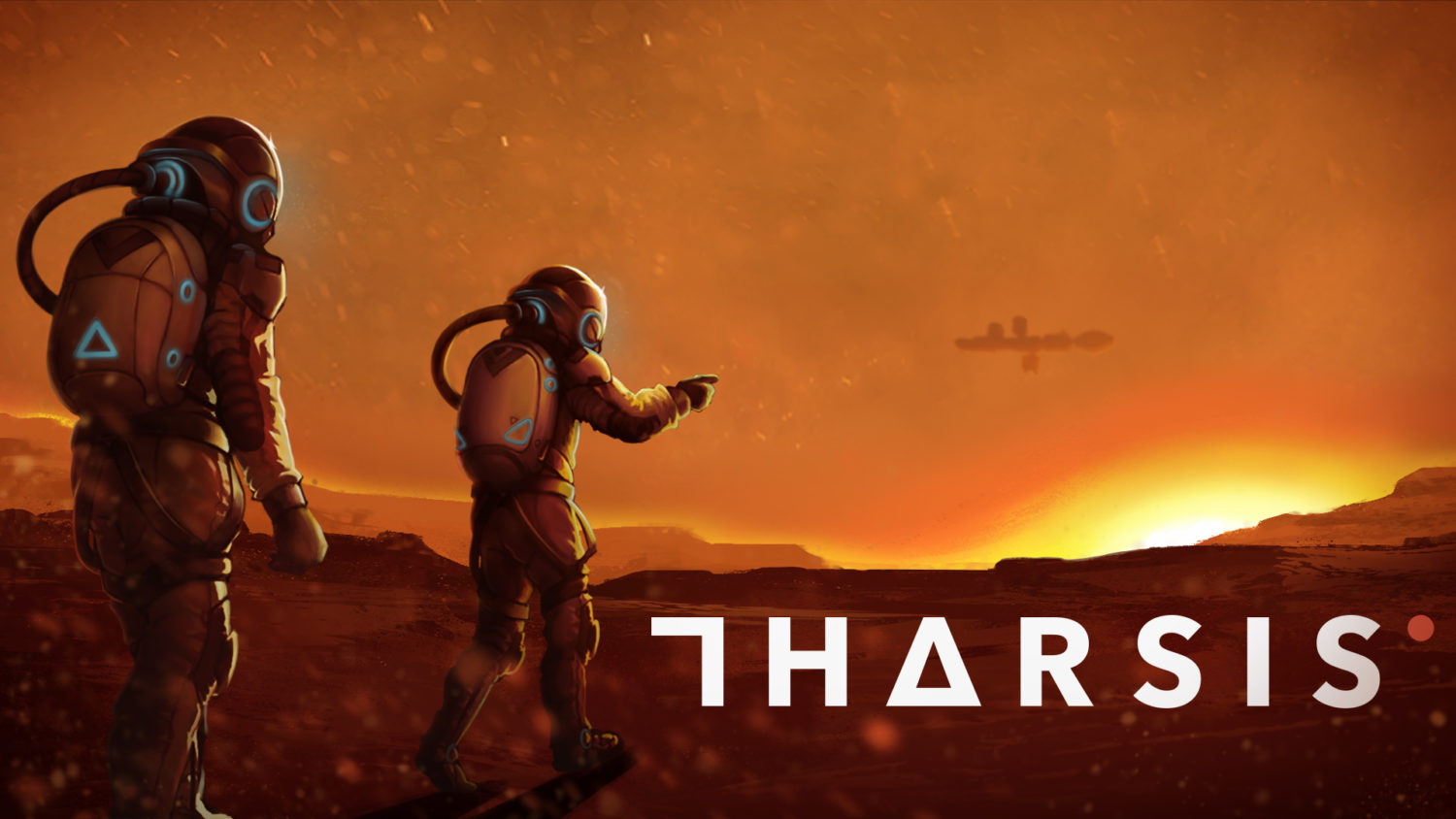 Tharsis - Nintendo Switch eShop