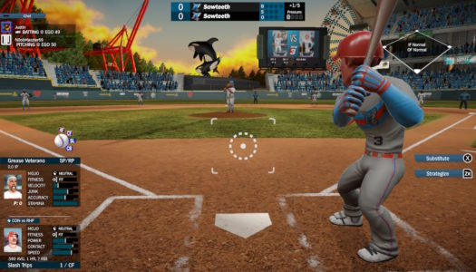 Review: Super Mega Baseball 3 (Nintendo Switch)