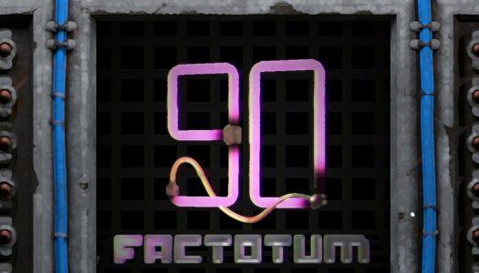Review: Factotum 90 (Nintendo Switch)