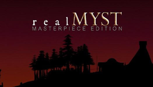 Review: realMyst: Masterpiece Edition (Nintendo Switch)