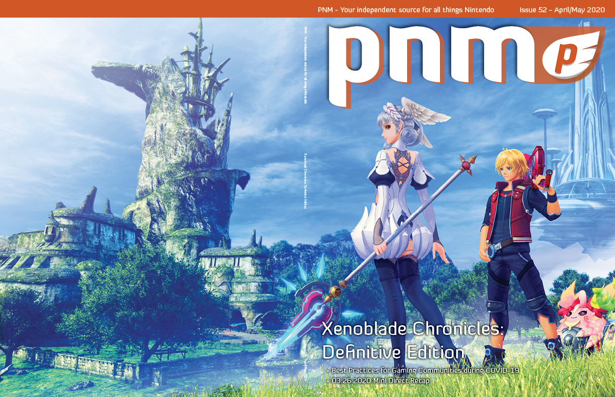 Pure Nintendo Magazine PNM 52 Cover