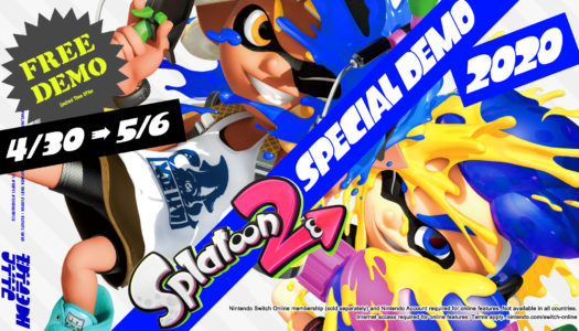 Splatoon 2 demo and Streets of Rage 4 join this week's eShop roundup