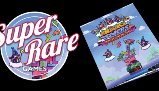 Tricky Towers Physical Edition Announced By Super Rare Games