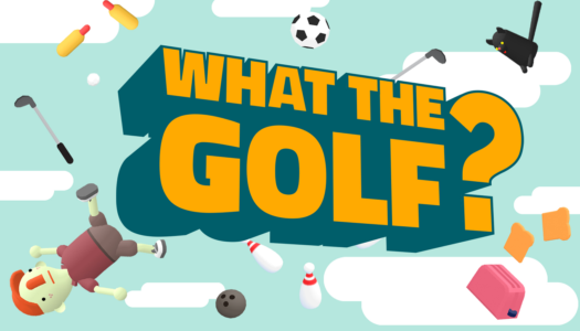 Review: WHAT THE GOLF? (Nintendo Switch)
