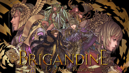 Brigandine: The Legend of Runersia demo, preorders now available