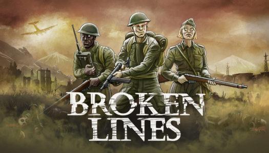 Review: Broken Lines (Nintendo Switch)