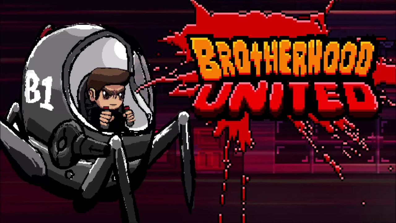 Brotherhood United - Nintendo Switch