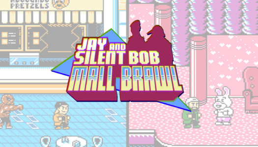 Review: Jay and Silent Bob: Mall Brawl (Nintendo Switch)