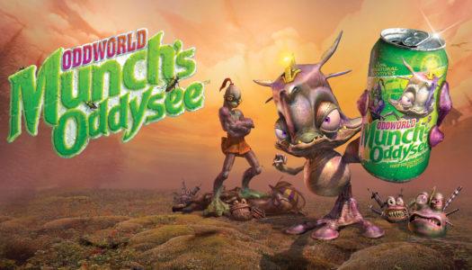 Review: Oddworld: Munch's Oddysee (Nintendo Switch)