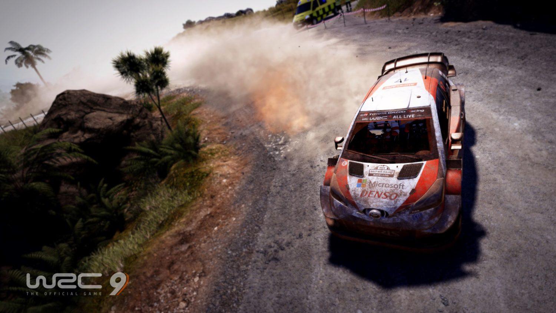 World Rally Championship 9 - WRC9 - New Zealand - Toyota - Nintendo Switch