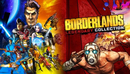 Review: Borderlands Legendary Collection (Nintendo Switch)