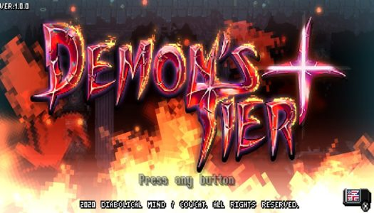 Review: Demon's Tier+ (Nintendo Switch)