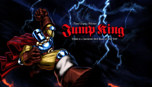 Review: Jump King (Nintendo Switch)