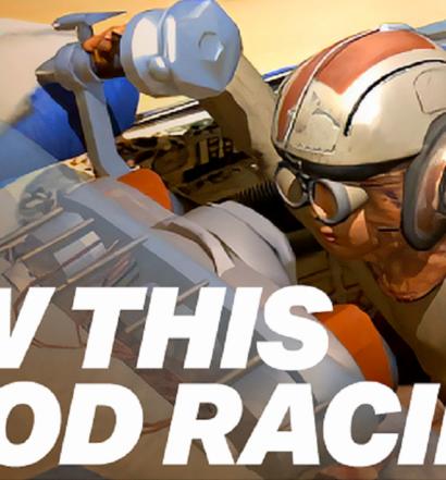 Episode I Racer