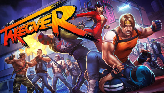 Review: The Takeover (Nintendo Switch)