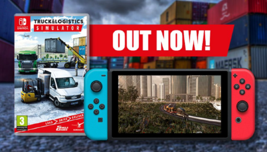 Review: Truck and Logistics Simulator (Nintendo Switch)