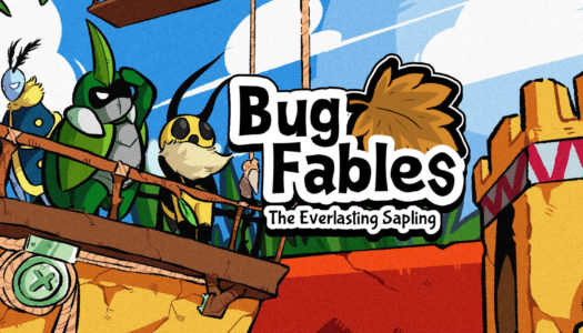 Review: Bug Fables: The Everlasting Sapling (Nintendo Switch)
