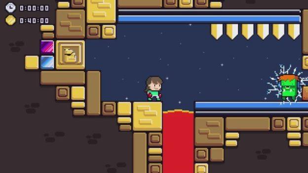 Castle Pals - Nintendo Switch - screen 01