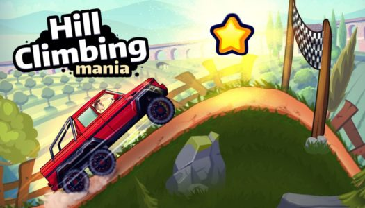 Review: Hill Climbing Mania (Nintendo Switch)