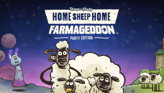 Review: Home Sheep Home: Farmageddon Party Edition (Nintendo Switch)