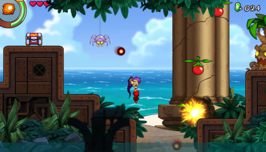 Review: Shantae and the Seven Sirens (Nintendo Switch)