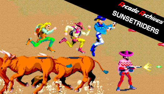 Review: Arcade Archives: Sunset Riders (Nintendo Switch)