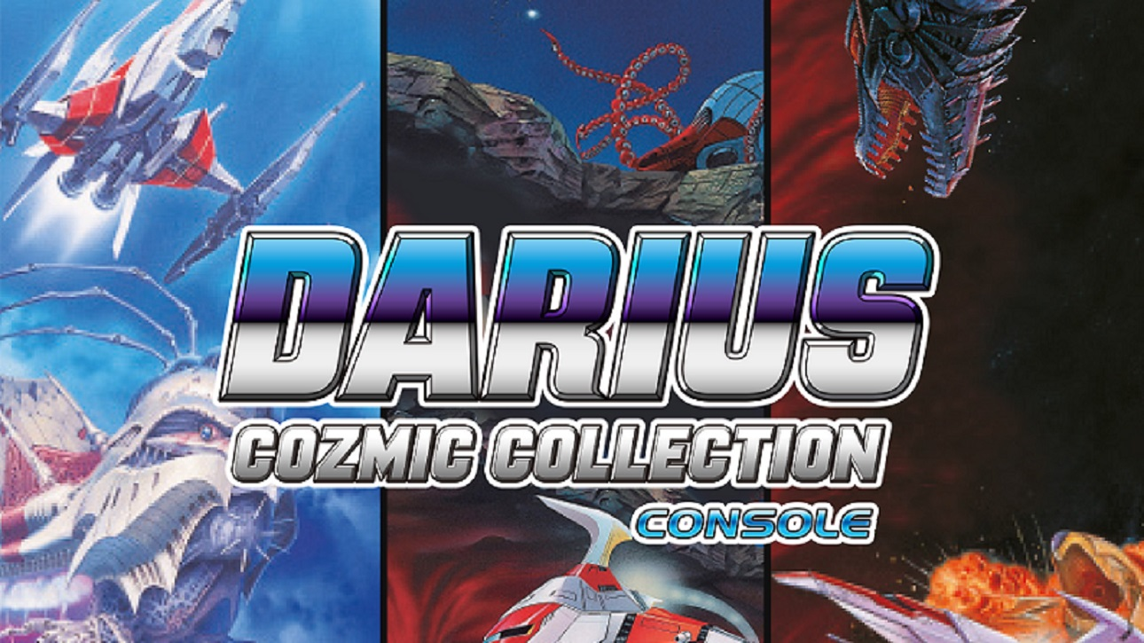 Review: Darius Cozmic Collection Console (Nintendo Switch)