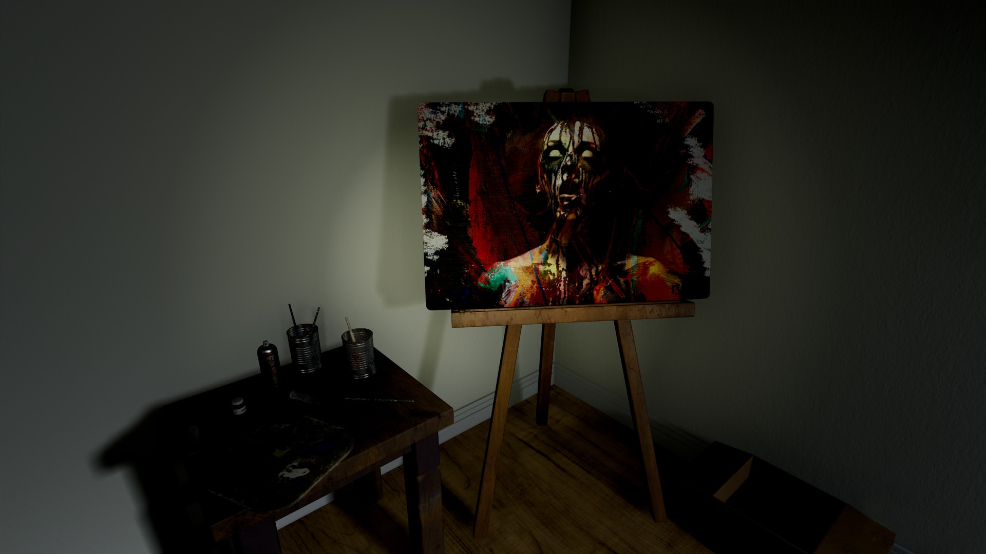 Infliction Extended Cut - Nintendo Switch